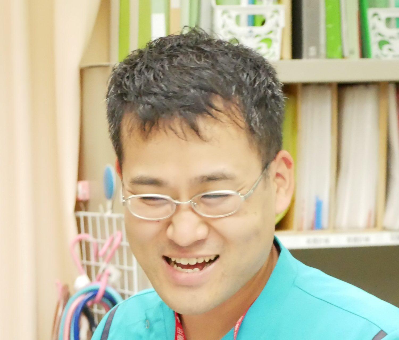 【理学療法士】鈴木 秀彰